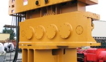 2011 APE Vibro Hammer with less than 100 hours with refurbished 2009 power unit (CAT 3412) capable of running both the APE 400 and APE 200-6 or the 97 CAT […]