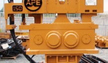APE 150 Vibratory Driver Extractors with APE 350 Power Units, various years of manufacture from  2006 through 2008.  All units impeccably maintained. Price: Ranging US $135k to 215k  depending on hours and YOM. Call for a […]